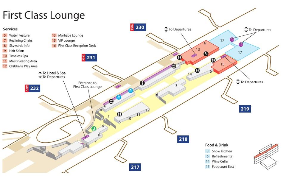 Аэропорт дубай схема терминала 3 фото 873