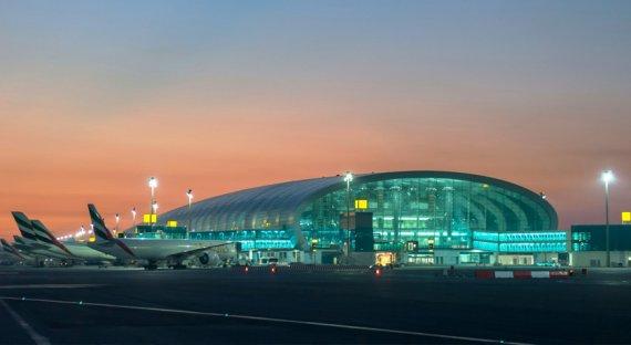Аэропорт Дубая: схема, терминалы, фото