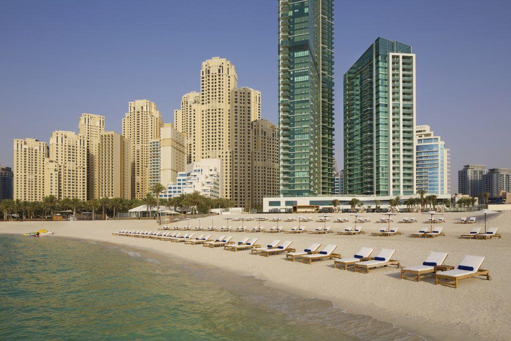 отели дубая 5 звезд с собственным пляжем все включено
