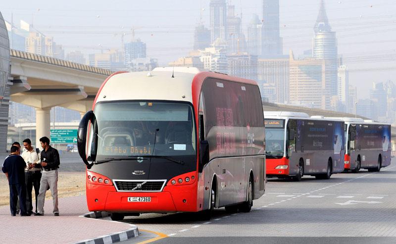 Как добраться из Дубая в Абу-Даби?