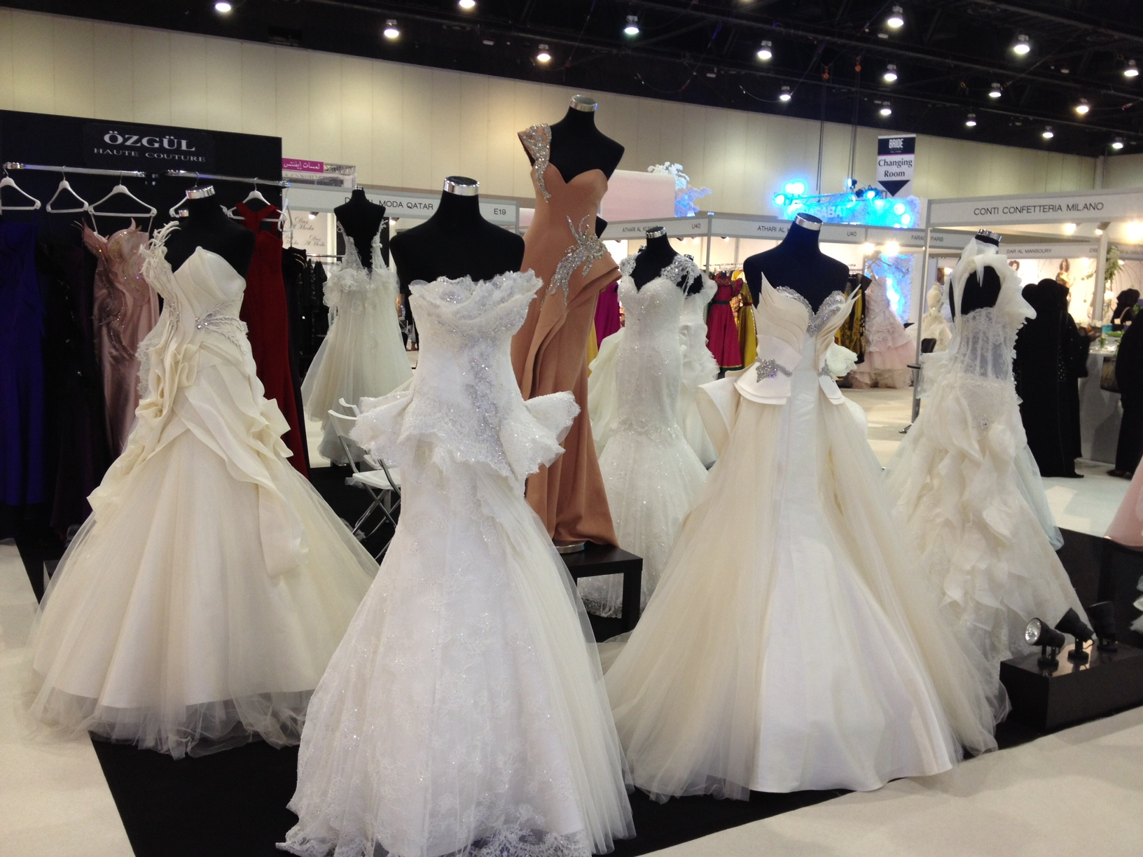 Свадебные платья в дубаях