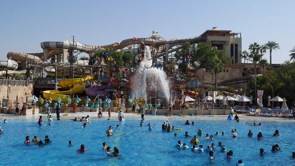 wild wadi water park Дубай официальный