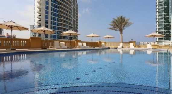Hawthorn Suites by Wyndham JBR