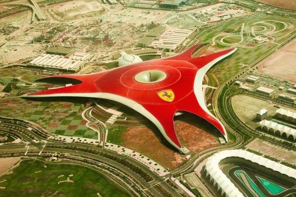 Феррари Парк в Абу-Даби